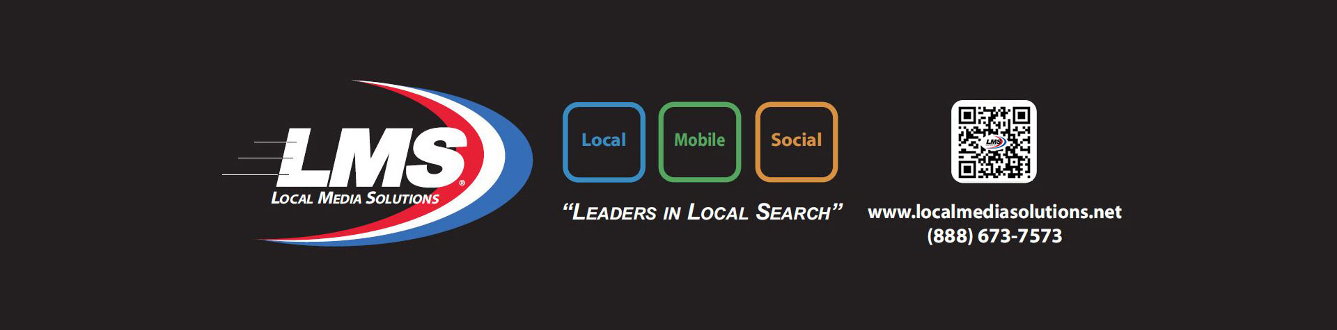 Local Media Solutions SEO Company Banner